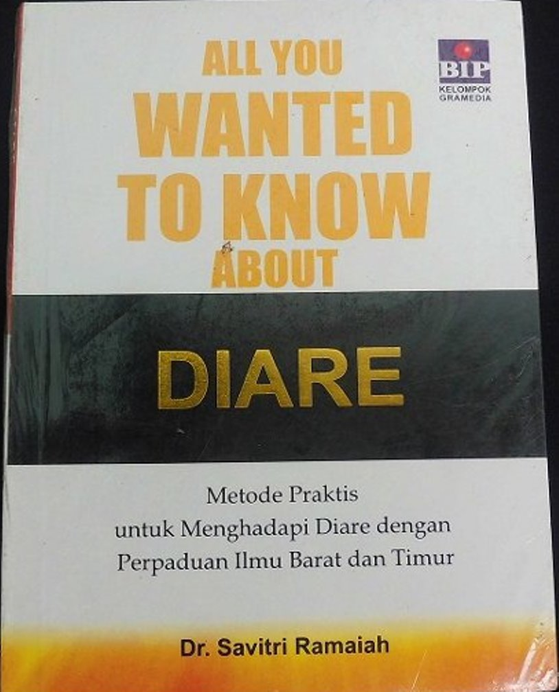 All You Wanted To Know About Diare
